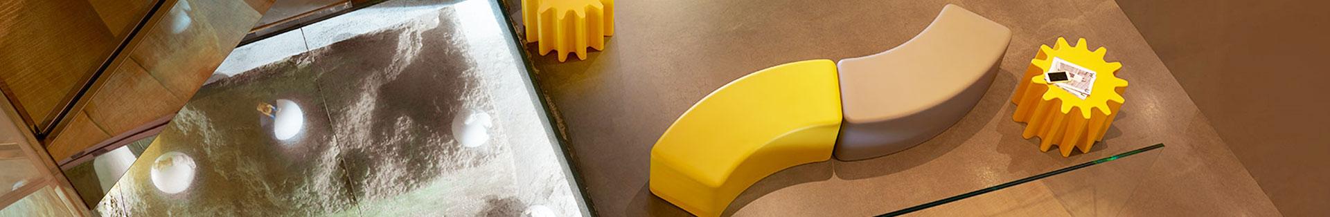 Header contatti Aeffe Design