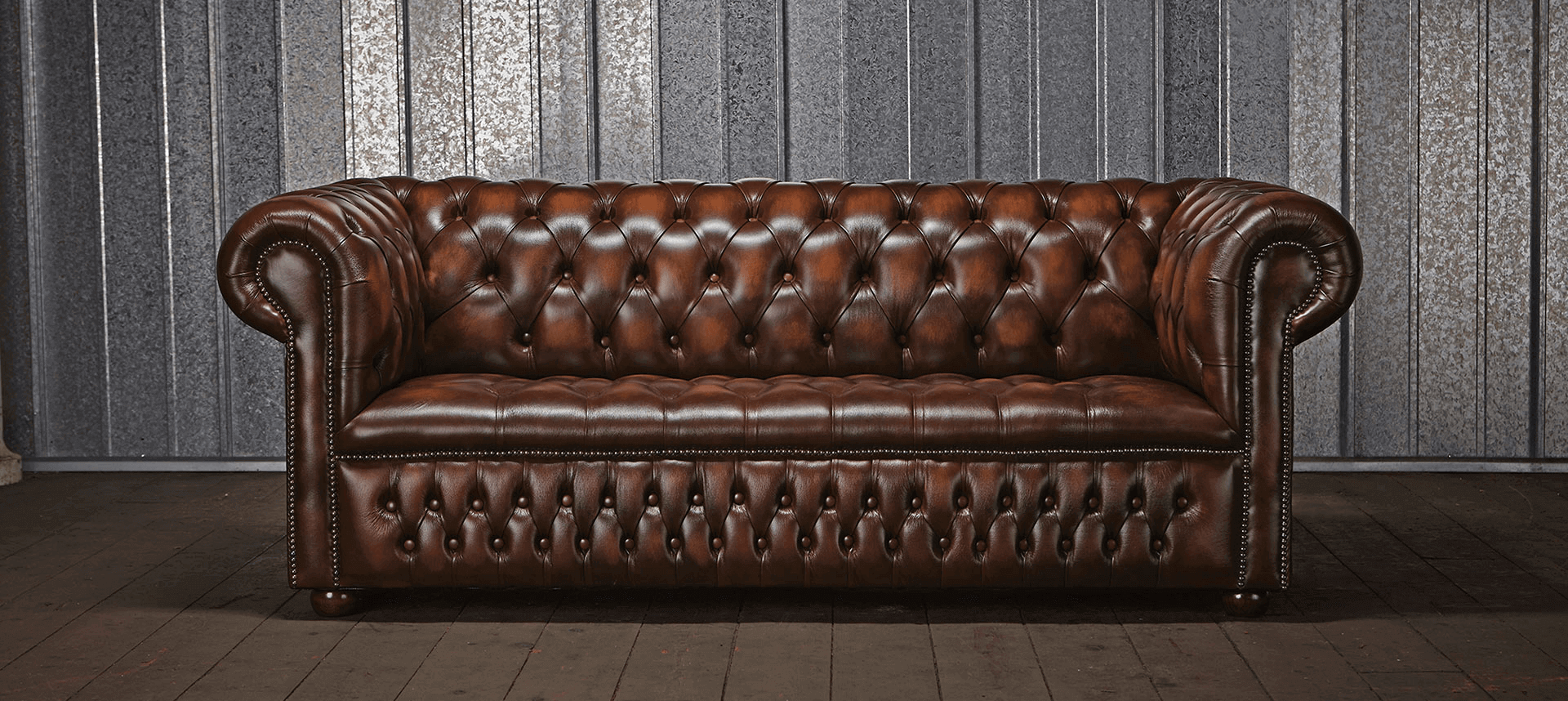 Chesterfield Divano Originale.Divani E Poltrone Chesterfiled 100 Originali Inglesi No